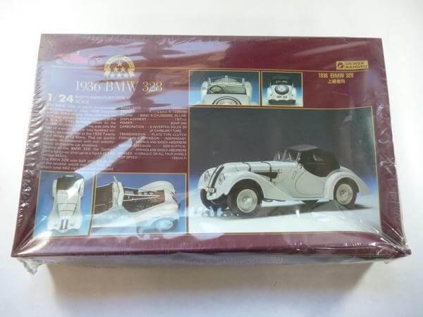 グンゼ産業 1/24【1936 BMW328】#FG-241