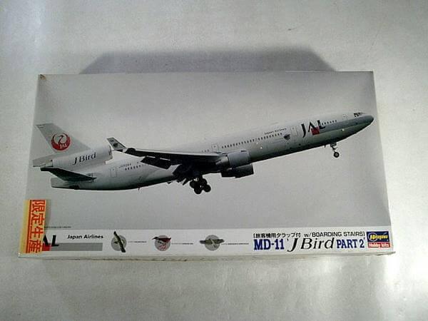ハセガワ 1/200【JAL MD-11 Jバード パート2】SP184