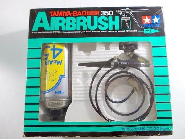 タミヤバジャー350 エアブラシ 74402