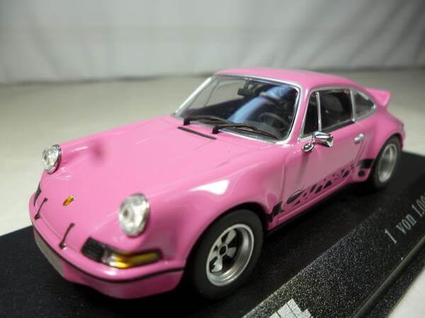 PMA 1/43 ポルシェ911 カレラ RSR ピンク