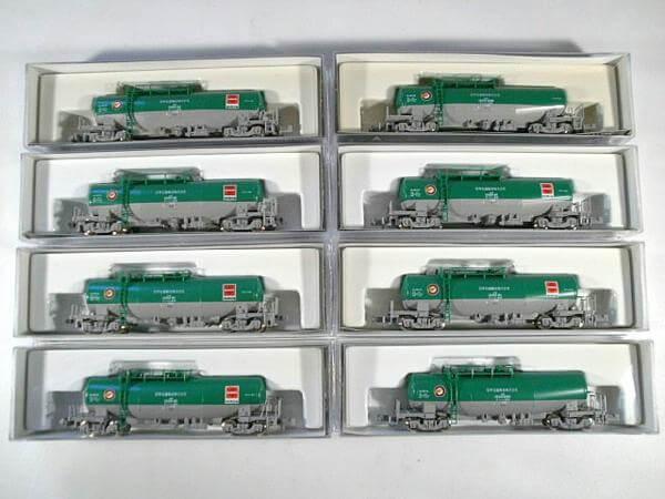 KATO 8037-3 タキ1000 日本石油輸送色ENEOSマーク付 8両