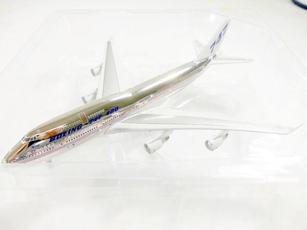 Jet-X 1/400 ボーイング747-400 JX103