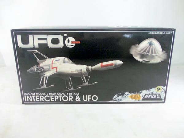 新世紀合金 謎の円盤UFO インターセプター SGM-06