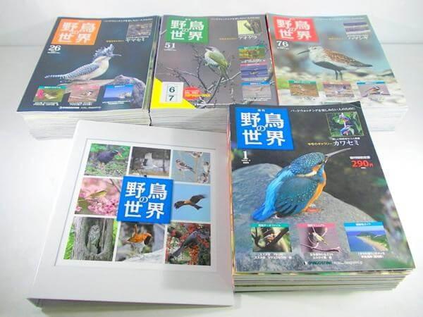 デアゴスティーニ 週刊 野鳥の世界 100号セット
