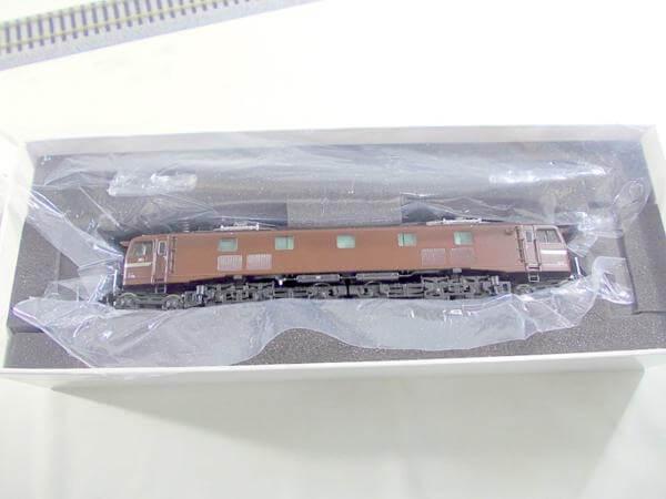天賞堂 EF58形電気機関車 89号機 茶色 72005 カンタムサウンド