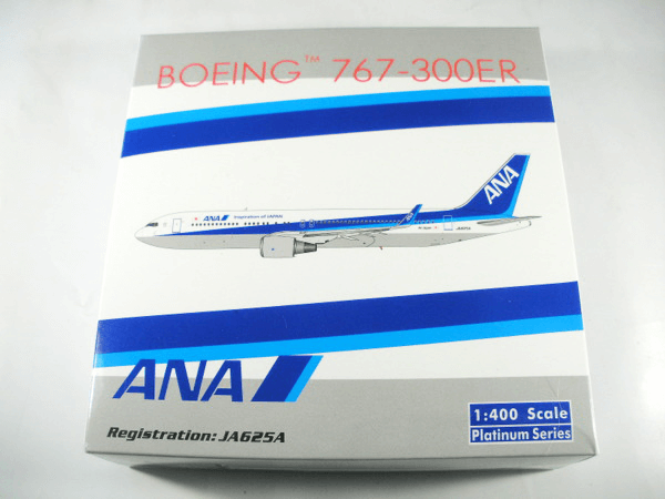 フェニックス1/400 ボーイング767-300ER ANA JA625A