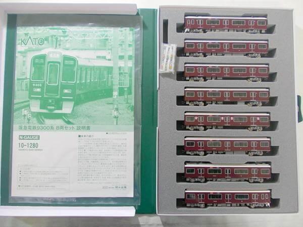 KATO 10-1280 阪急電鉄9300系 8両セット
