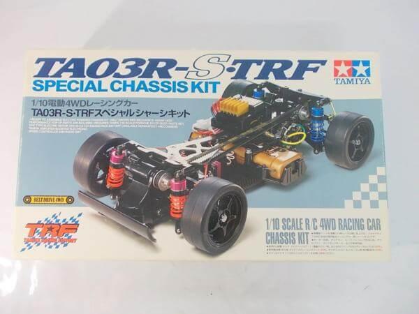 タミヤ 1/10 TA03R-S・TRF スペシャル