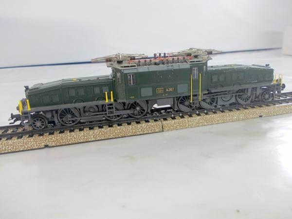 メルクリン 39563 電気機関車 HOゲージ