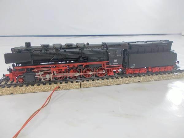 メルクリン 37885 蒸気機関車 デジタル HOゲージ