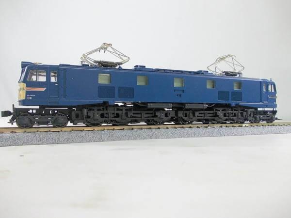 KATO 1-301 EF58(大窓 ブルー) HOゲージ