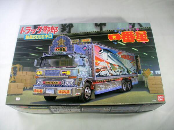 アオシマ 1/32 トラック野郎【一番星 熱風5000キロ】2