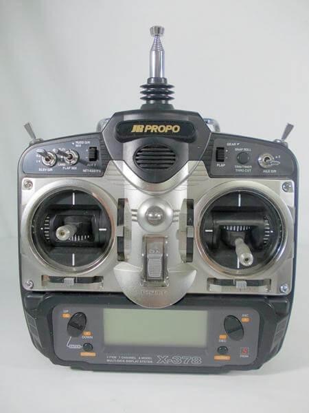 JR PROPO X-378