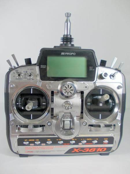 JR PROPO X-3810