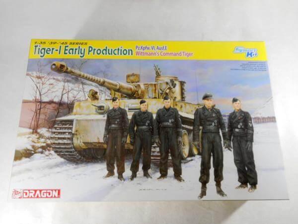 ドラゴン 1/35 タイガーⅠ 早期生産型 #6730