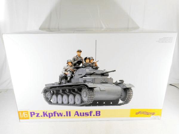 サイバーホビー 1/6 WWⅡ ドイツ Ⅱ号戦車B型