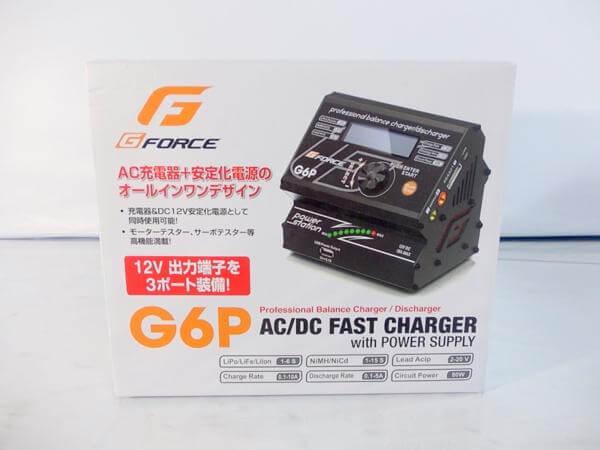 G-FORCE G6P AC/DC チャージャー G0025