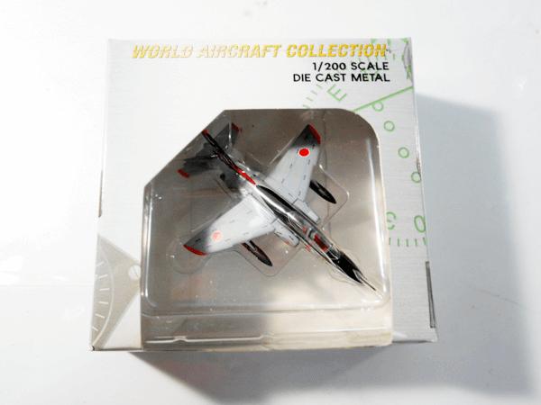 ワールドエアクラフト 1/200 T-4 ADC 50th color #714
