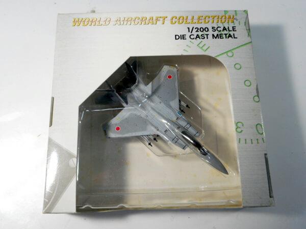 ワールドエアクラフト 1/200 F-15J 303SQ