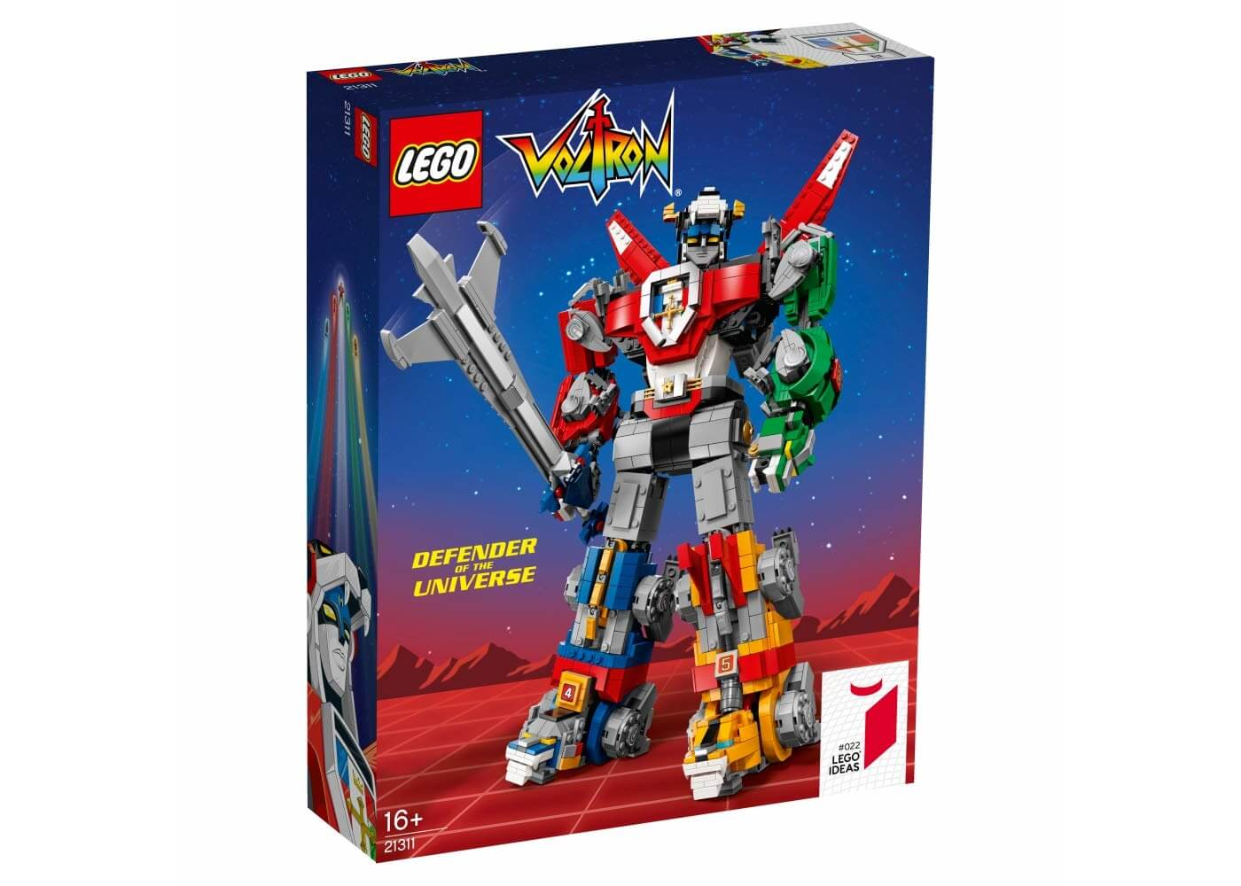 レゴ LEGO 21311 ヴォルトロンをお買取しました!