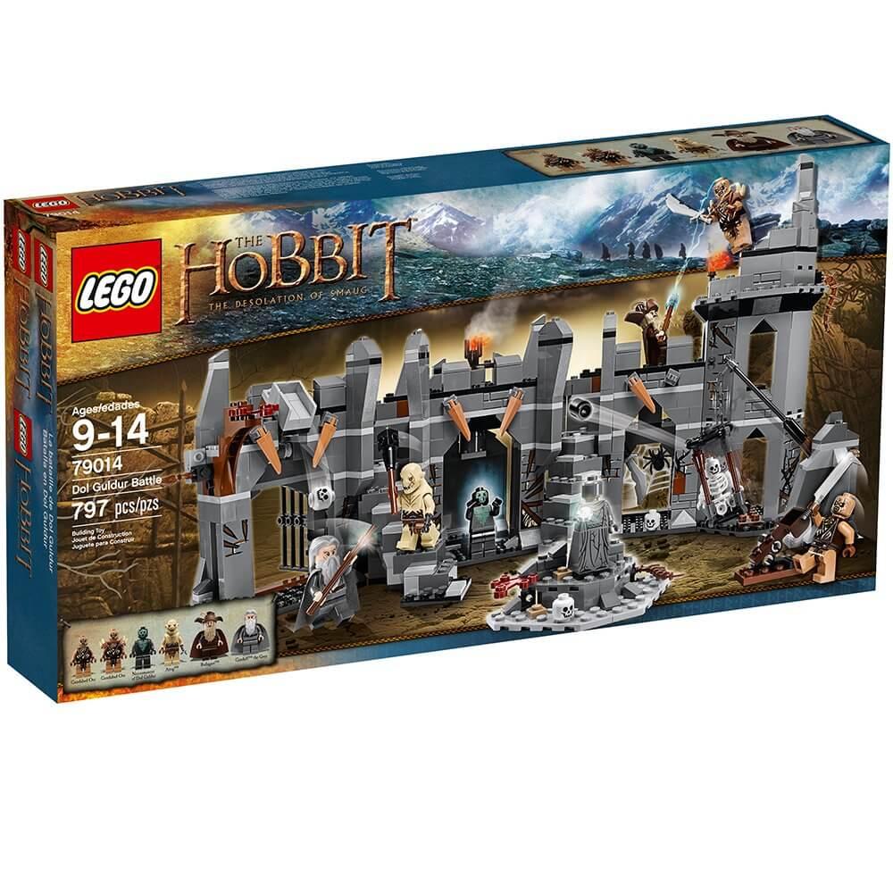 レゴ LEGO 79014 ホビット ドル・グルドゥアの戦いをお買取しました!
