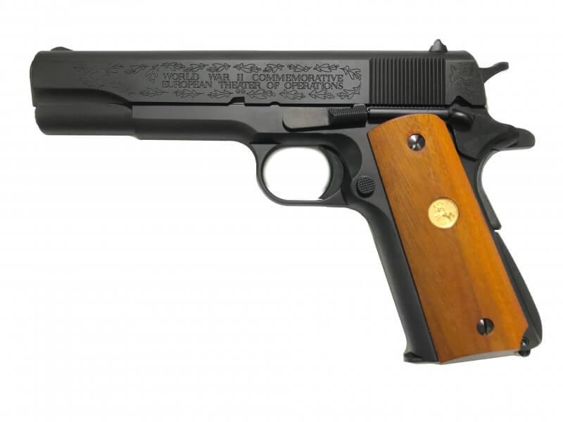 CAW MULE コルト M1911A1 ガバメント WW2 ヨーロッパ戦線記念をお買取しました!