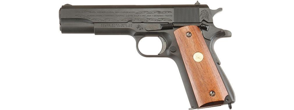 CAW MULE コルト M1911A1 ガバメント WW2 太平洋戦線をお買取しました!