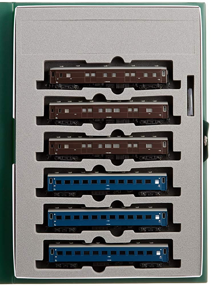 KATO 10-874 急行ニセコ 増結 6両セットをお買取しました!