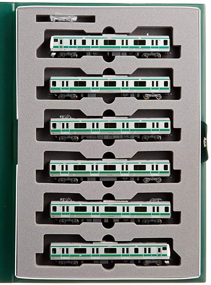 KATO 10-1195 E233系7000番台 埼京線基本 6両 をお買取しました!