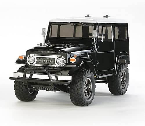 タミヤ ランドクルーザー 40 ブラックスペシャル CC-01 58564 を高価買取します