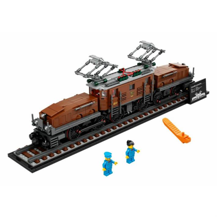 レゴ LEGO クリエイターエキスパート クロコダイル電気機関車 10277をお買取しました!