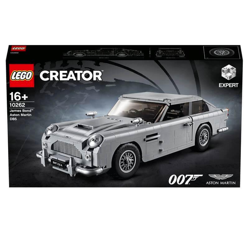 レゴ LEGO クリエイターエキスパート ジェームズ・ボンド アストンマーティンDB5 10262をお買取しました!