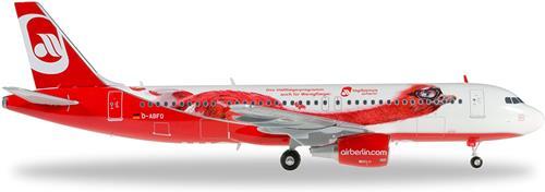 ヘルパ  エアベルリン A320 D-ABFO をお買取しました!