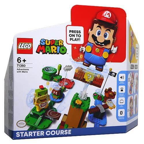 LEGO 71360 マリオとぼうけんのはじまり スターターセット 全国宅配買取