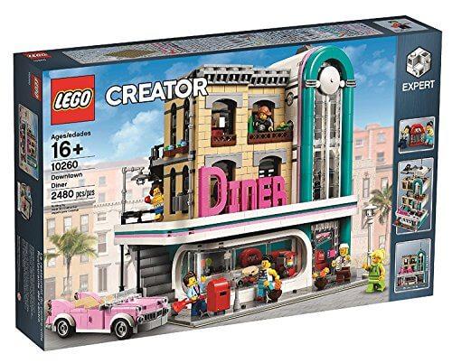 レゴ LEGO 10260 レゴ クリエーター エキスパート ダウンタウンのダイナー 全国宅配買取