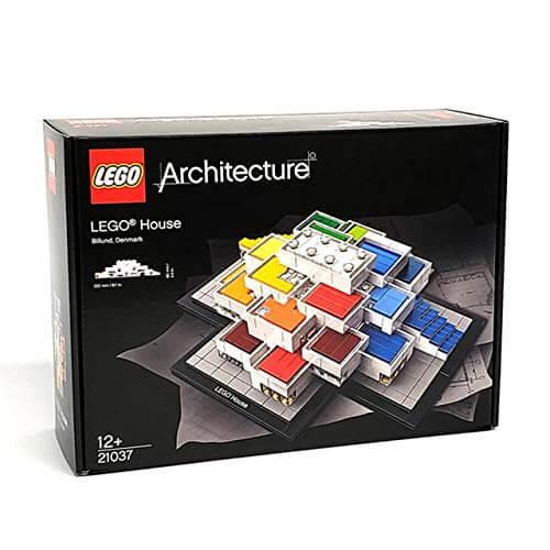 レゴ LEGO 21037 アーキテクチャー Architectures デンマーク レゴハウス 全国宅配買取