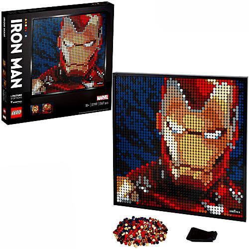 LEGO レゴ 31199 アート マーベル・スタジオ アイアンマン 全国宅配買取