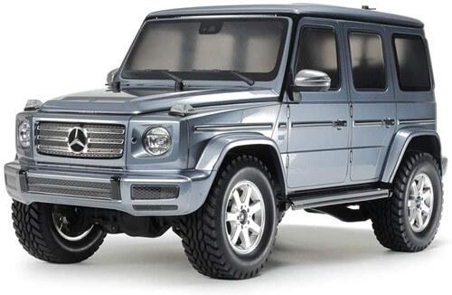 タミヤ CC-02 ベンツ G500 を全国宅配買取