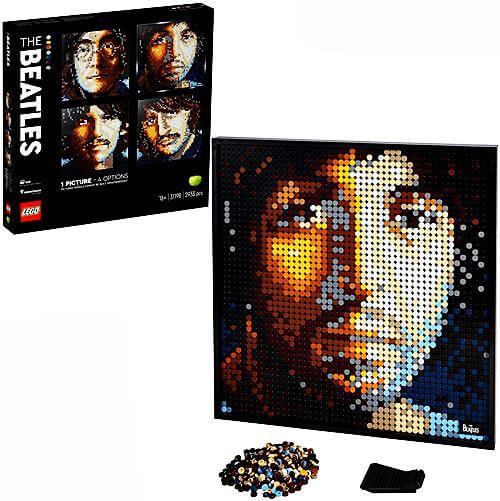 LEGO レゴ 31198 アート ザ・ビートルズ 全国宅配買取