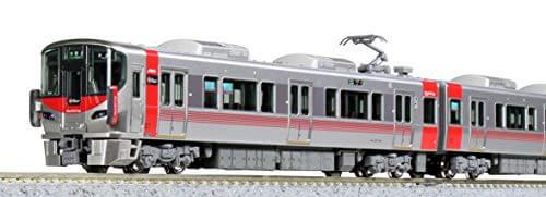 KATO 10-1629 227系0番台 red wing 6両 をお買取しました!