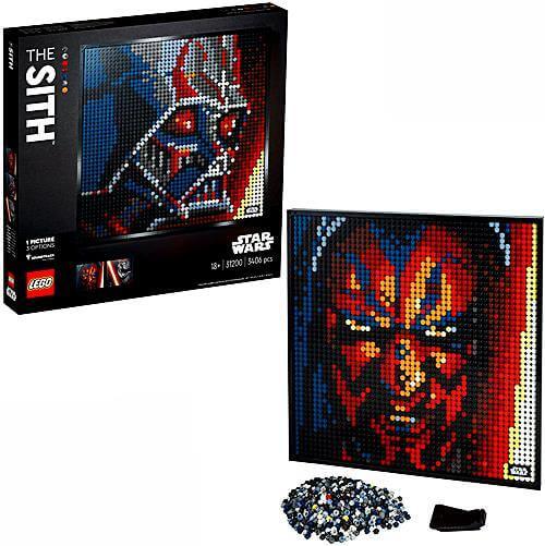LEGO レゴ 31200 アート スターウォーズ シス 全国宅配買取