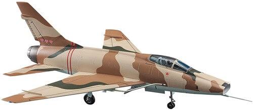 ハセガワ クリエイターワークスシリーズ エリア88 F-100D スーパーセイバー ミッキー・サイモン 172 をお買取しました!