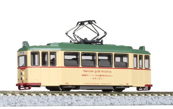 KATO 14-071-1 広島電鉄200形 ハノーバー電車 をお買取しました!