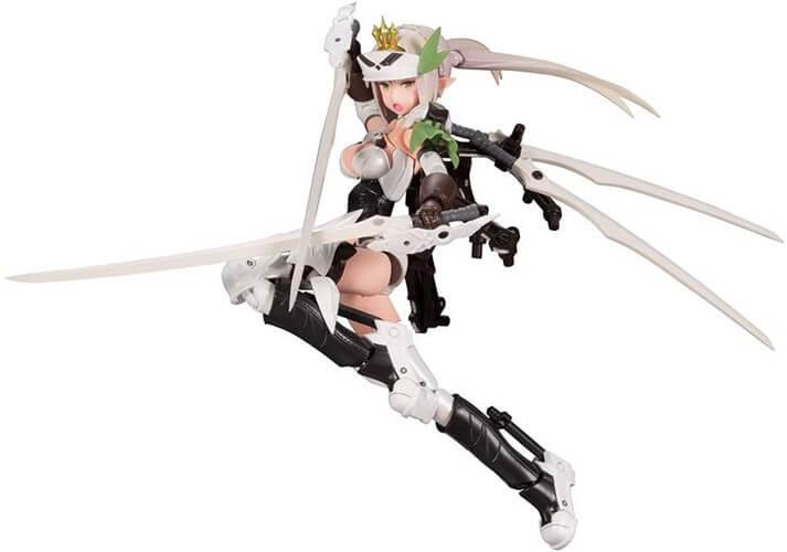 コトブキヤ 武装神姫 猟兵型エーデルワイス をお買取しました!