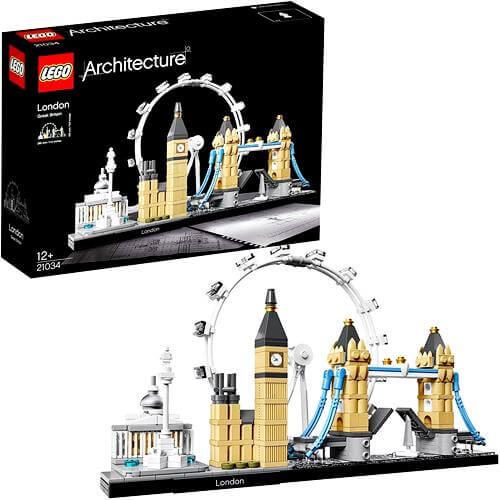 LEGO 21034 アーキテクチャー ロンドン 全国宅配買取