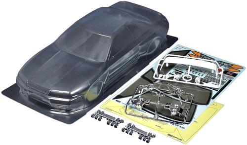 タミヤ スカイライン GTR (R32) スペアボディセット 51365 を全国宅配買取