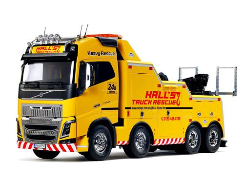 タミヤ ボルボ FH16 グローブトロッター 750 8x4 レッカートラック 56362ク を全国宅配買取