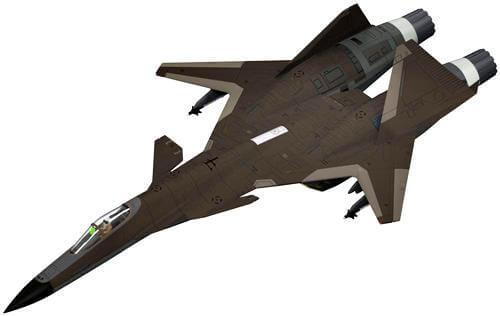 コトブキヤ ACE COMBAT 7 SKIES ADFX-01(modelers) をお買取しました!