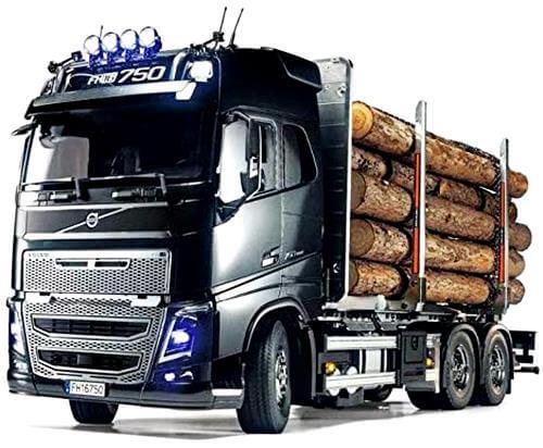 タミヤ ボルボ FH16 グローブトロッター750 6x4ティンバートラック を全国宅配買取