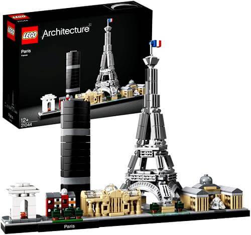 LEGO 21044 アーキテクチャー パリ 全国宅配買取